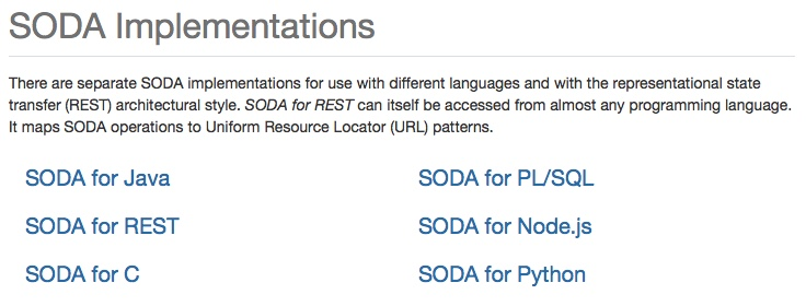 Obsessed with Oracle PL/SQL