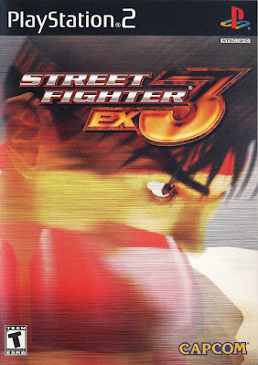 Street Fighter EX 3 (PS2) 2001