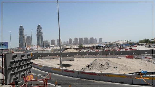 Doha, a pérola do Qatar