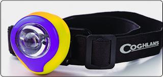Coghlan's 237 Bug-Eye headlamp for Kids