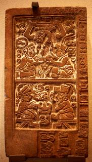 Unión de pareja mesoamericana. Sala de Oaxaca. Museo de Antropología de México