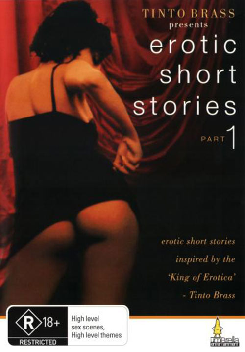 Tinto Brass Presents Erotic Short Stories: Part 1 – Julia