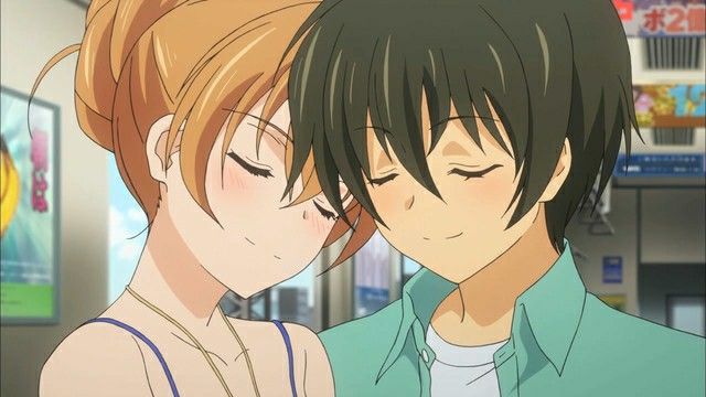 Review Golden time