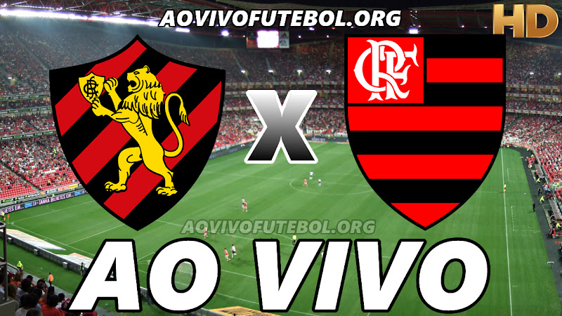 Sport x Flamengo Ao Vivo na TV HD