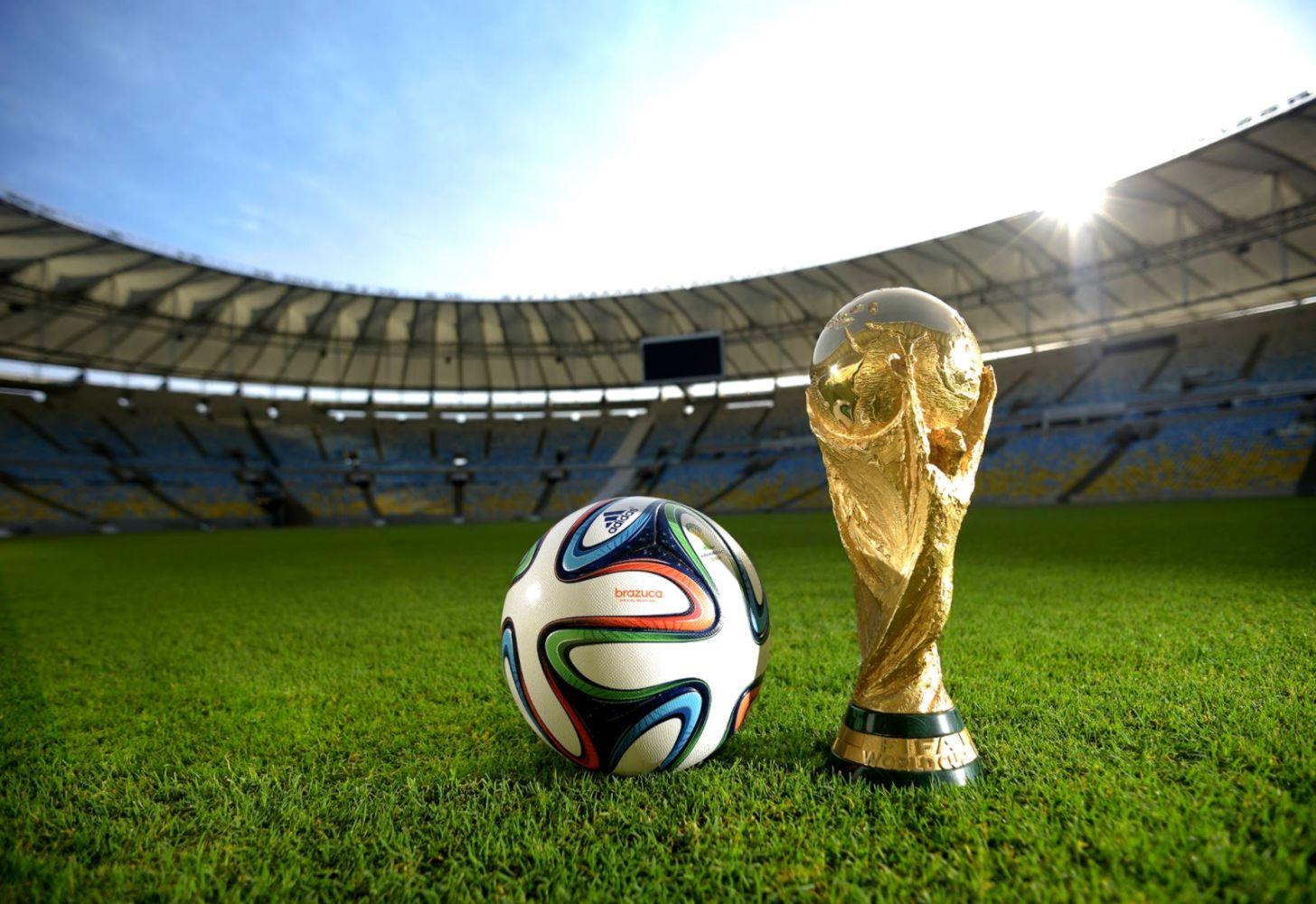 the latest 47b8b c9904 Say Hello To The Worlds Most Advanced Football The Adidas Brazuca