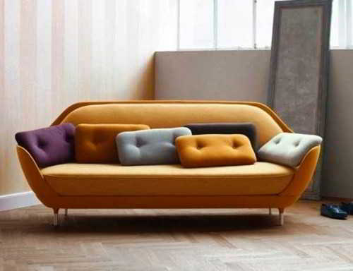 Contoh Desain Sofa Ruang Tamu Terbaru