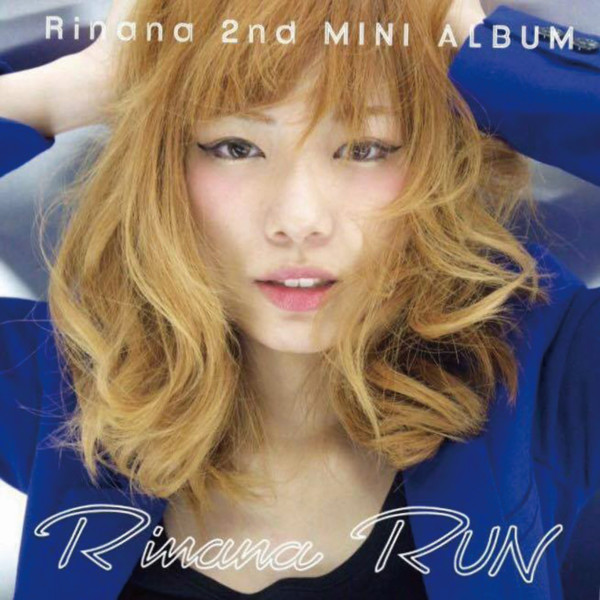 [Album] Rinana – Run (2016.05.18/MP3/RAR)