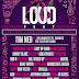 3rd Annual L.O.U.D. FEST in Houston on June 16th