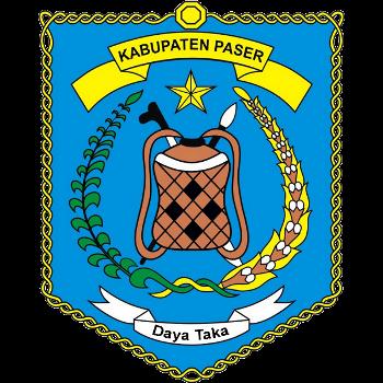 Logo Lambang Kabupaten Paser