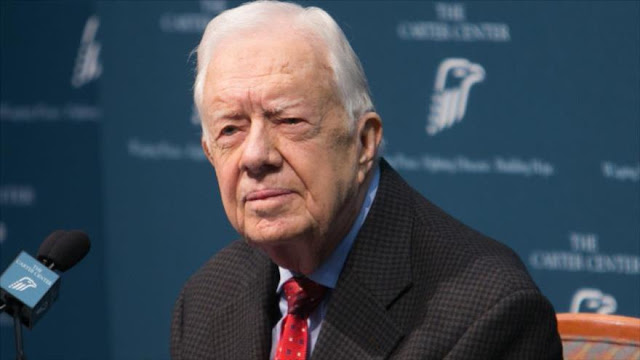 Jimmy Carter advierte de ataque preventivo de Corea del Norte