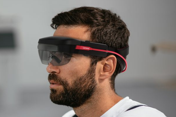 Lenovo reveals ThinkReality A6 augmented reality (AR) headset
