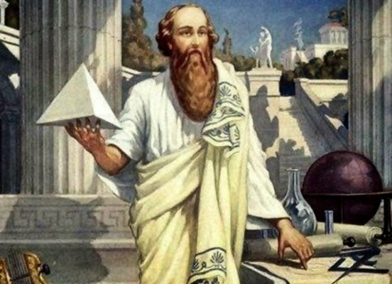 The 10 Most Famous People Of The Last 6,000 Years - Pythagoras