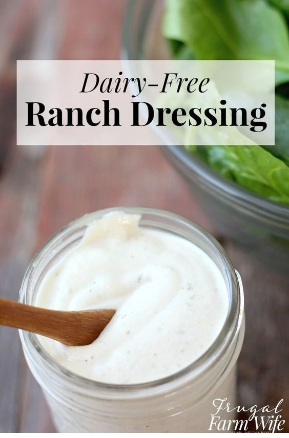 Whole30 Dairy-Free Ranch Dressing