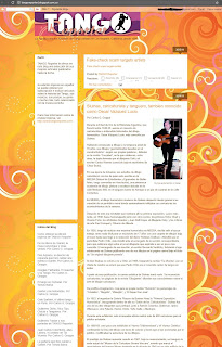 Tango Reporter Blog