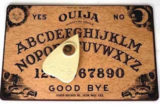 Placa Ouija