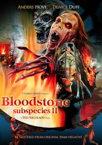 Bloodstone Subspecies II 1993 Dual Audio Hindi Movie Download