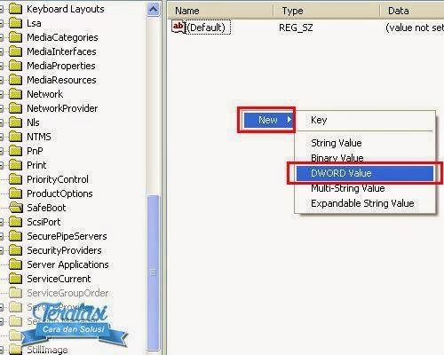 cara mengatasi windows file protection yang sering muncul secara berulang-ulang tanpa menggunakan kaset cd/dvd install windows xp