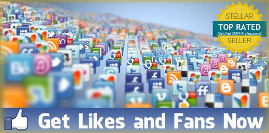 Buy Facebook Likes and Social Media Marketing Services
