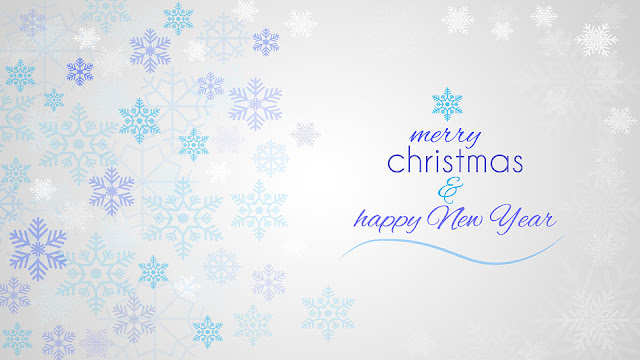 Merry Christmas and Happy New Year 2018 WALLPAPER