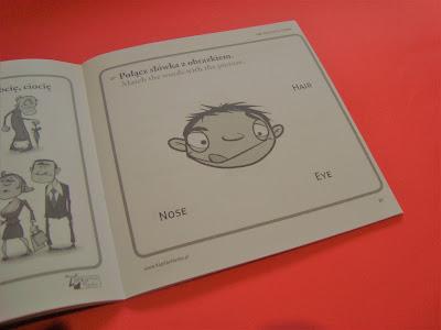angielski dla dzieci, angielski dla najmłodszych, 100 pierwszych słówek, książka z płytą i kartami