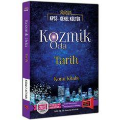 Yargı Yayınları KPSS Kozmik Oda Tarih Konu Kitabı (2016)