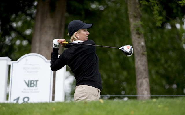 Karrie Webb is one of the LPGA Hall of Fame members