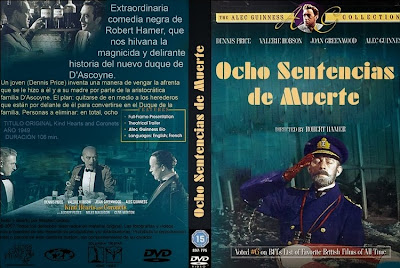 Ocho Sentencias de Muerte | 1949 | Kind.Hearts.and.Coronets