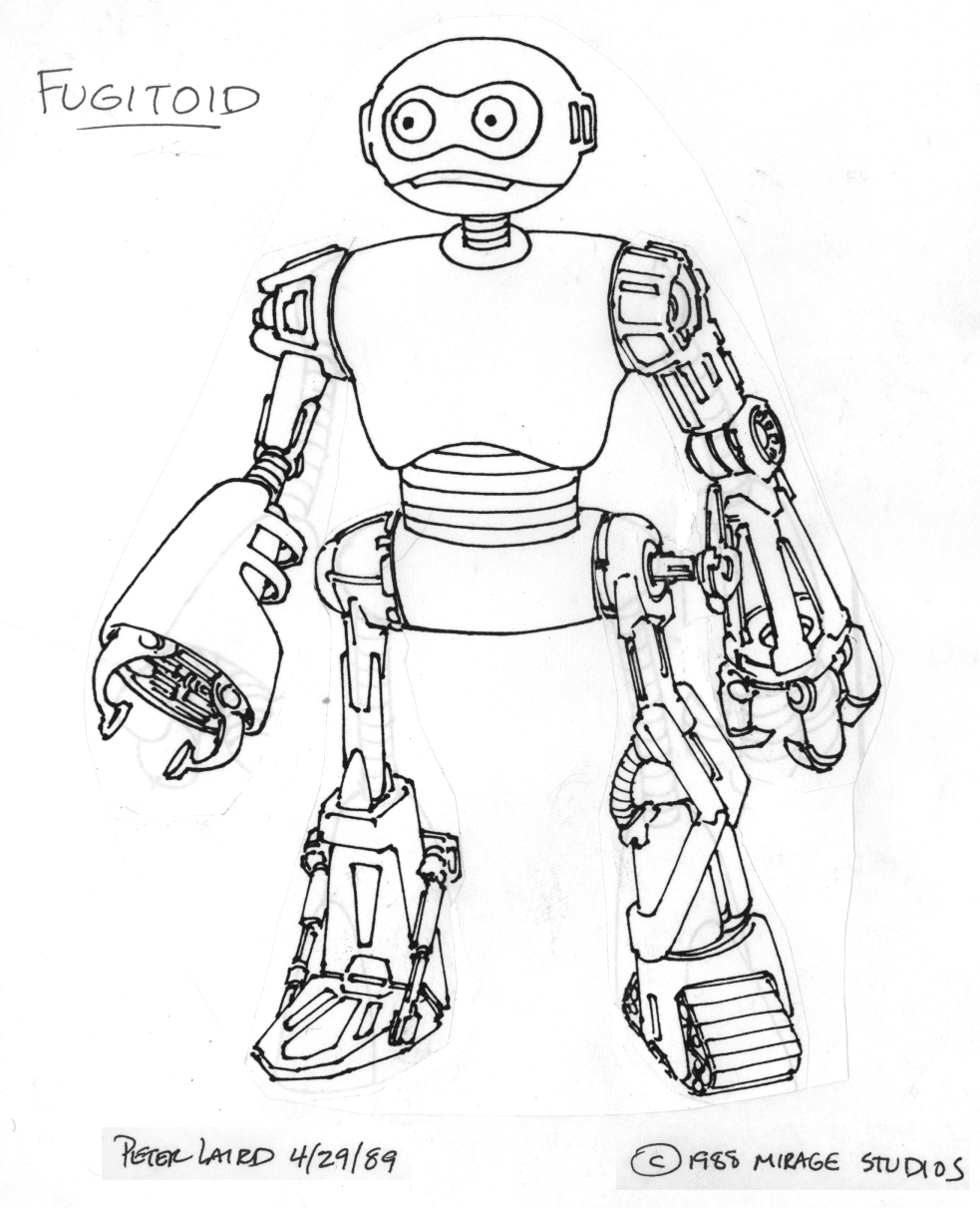 Tmnt 2003 coloring pages ~ Peter Laird's TMNT blog: January 2013
