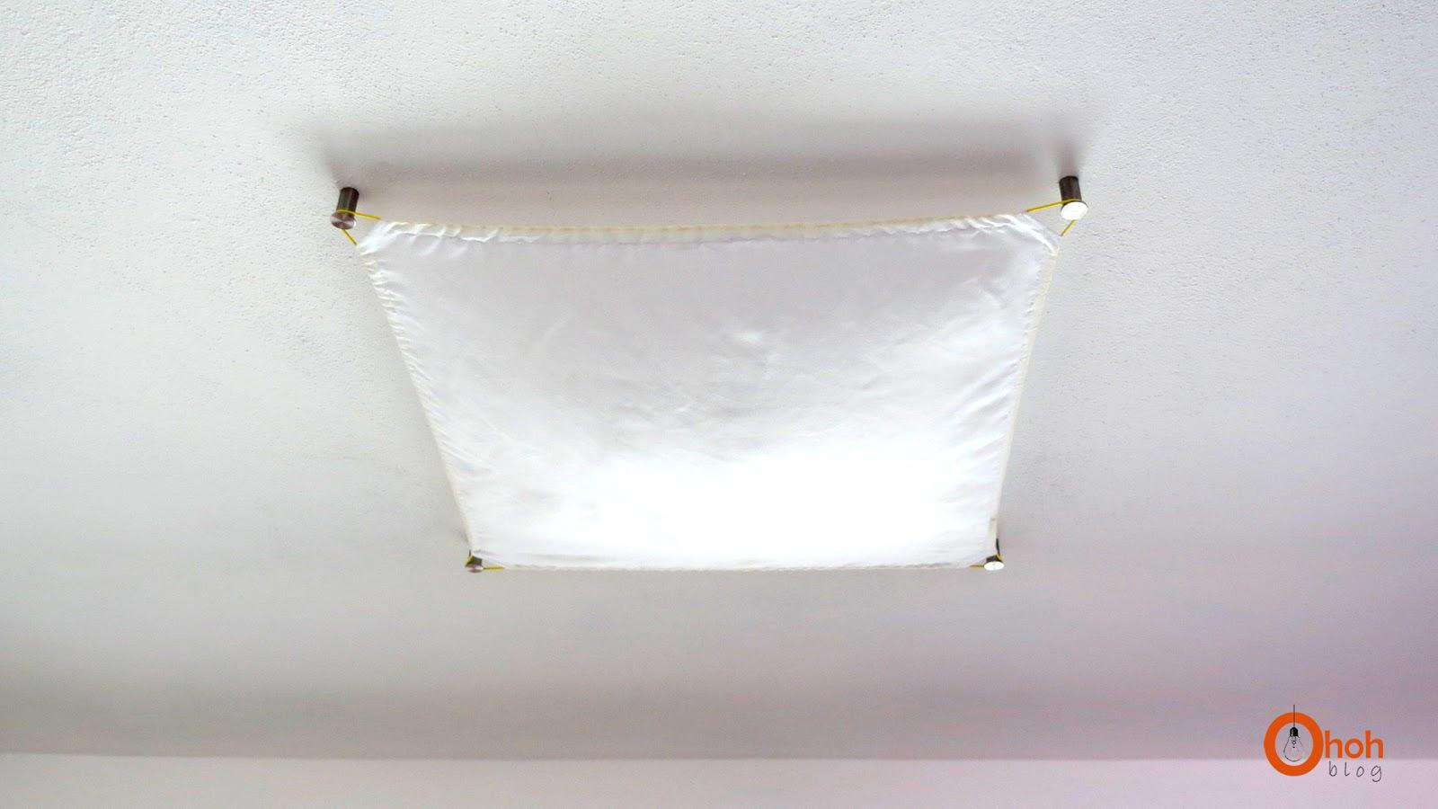 DIY Ceiling lamp - Ohoh Blog