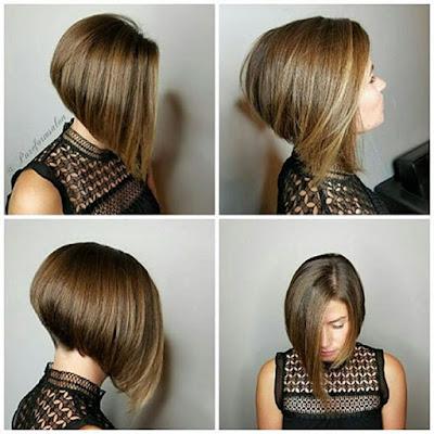 trendy short hairstyles for women