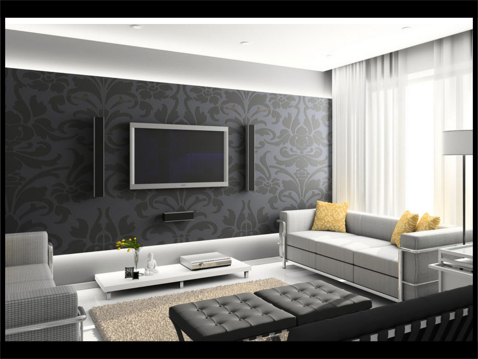 rumahsederhana2016 Interior Ruang Keluarga Minimalis