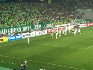 Another corner for Jeonbuk
