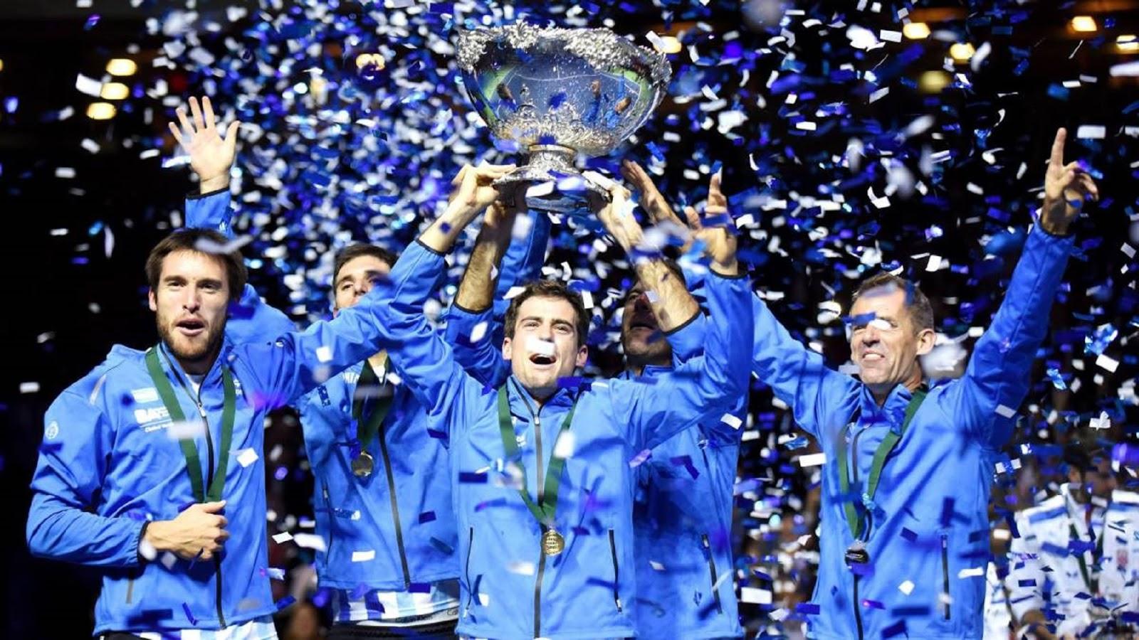 ARGENTINA DAVIS CUP CHAMPIONS 7