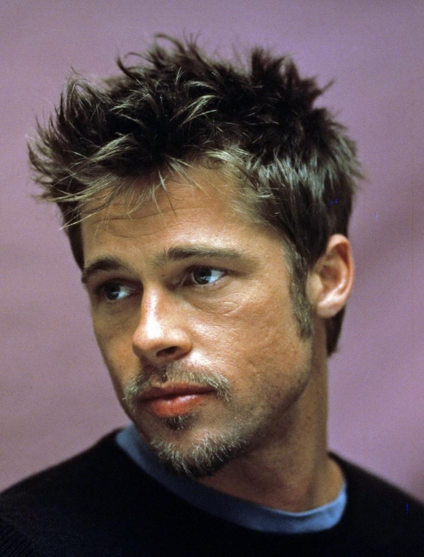 Brad Pitt HairStyle (Men HairStyles)