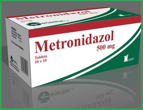 Metronidazol para la Rosacea