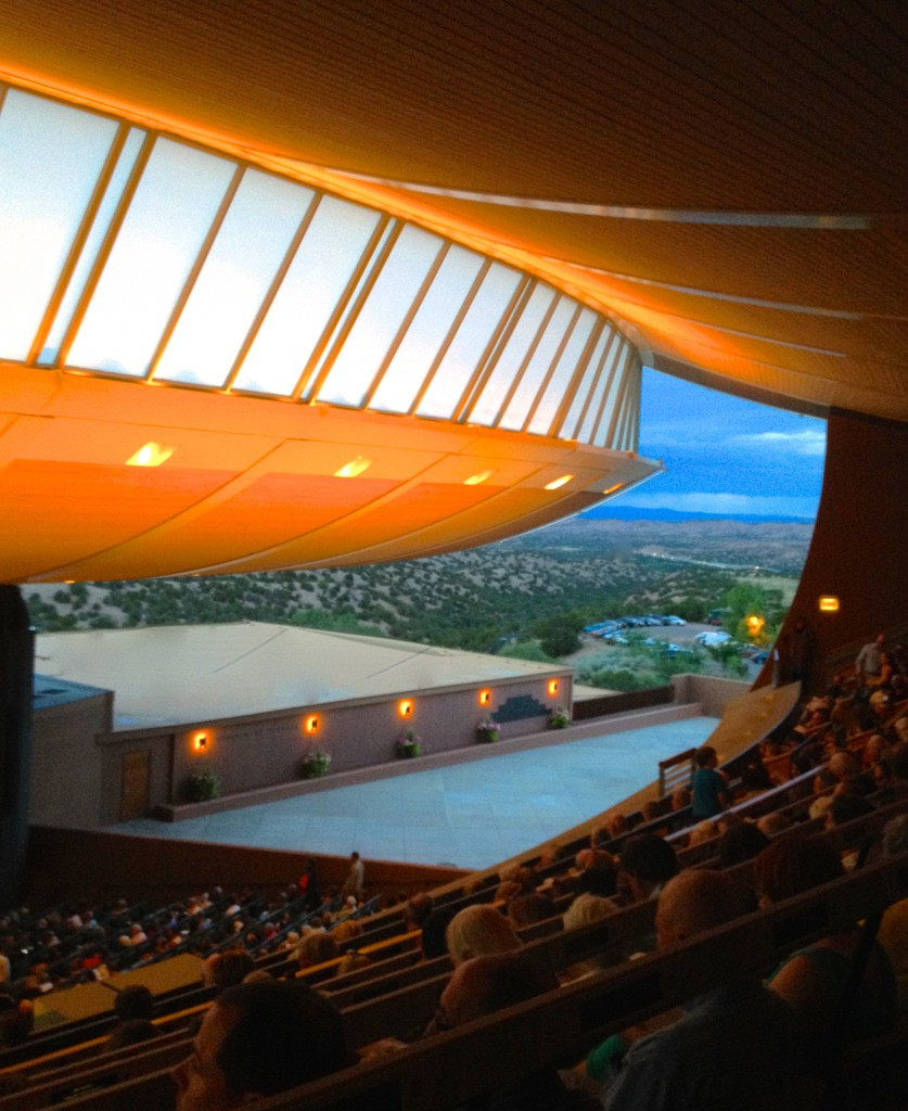 OPERA ON THE MOVE: Join Winston-Salem's Piedmont Opera in Santa Fe, 8 - 13 August 2019