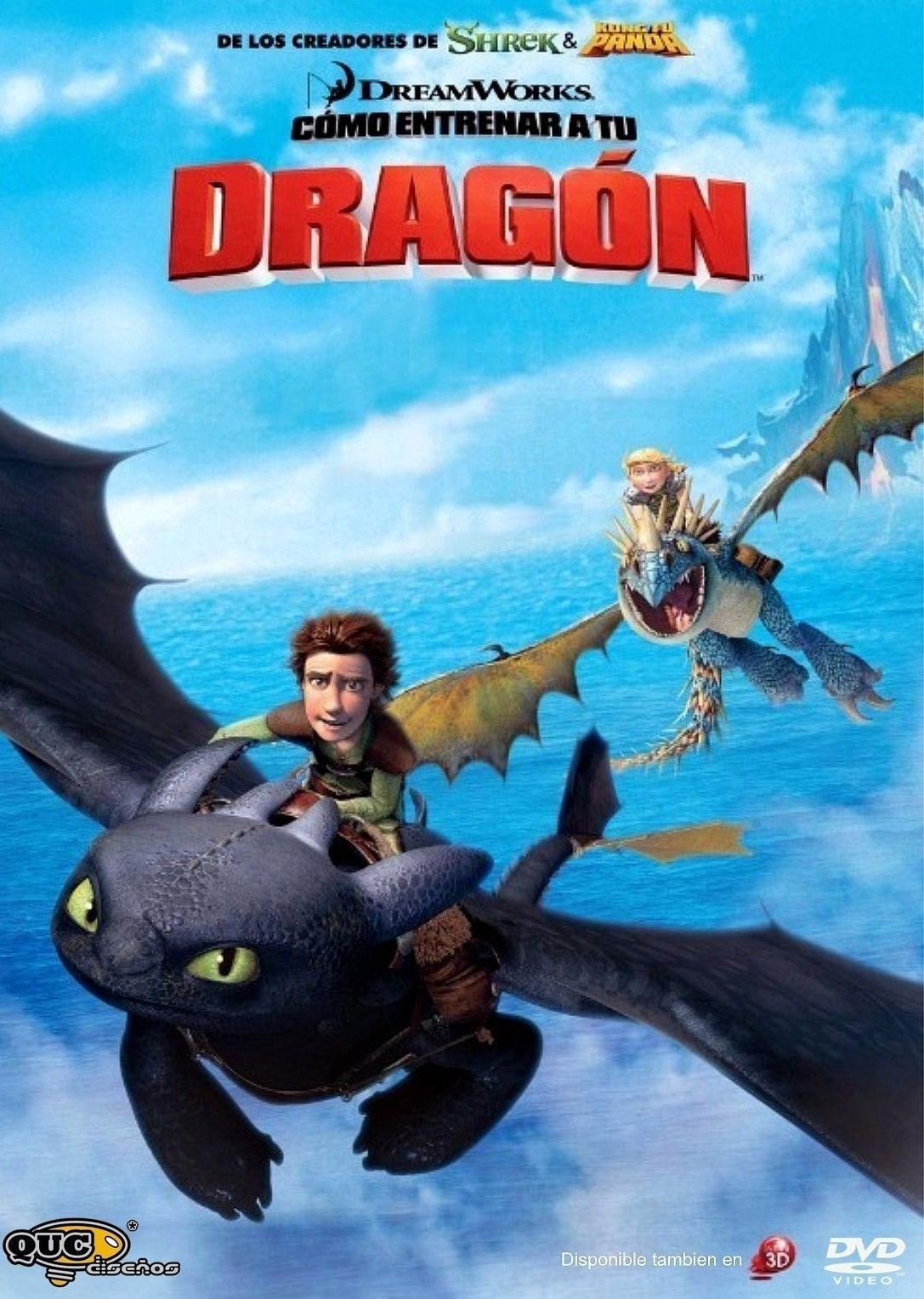 Cómo entrenar a tu dragón 3 (2019) Pelicula completa ...