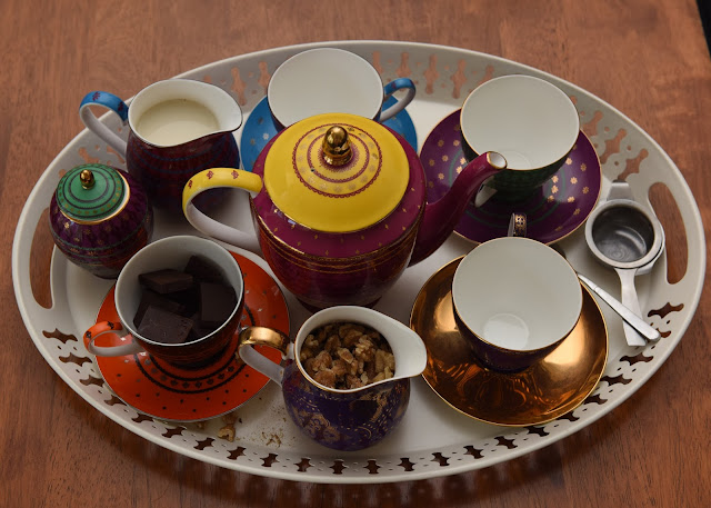 cuppa, tea set, riptide project