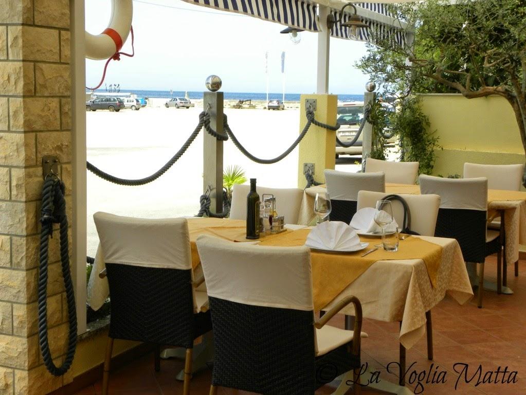 """""""Taverna Porto """" Porto Salvore Croazia"""