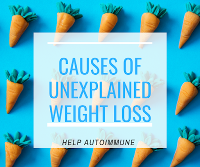 Causes of Unexplained Weight Loss