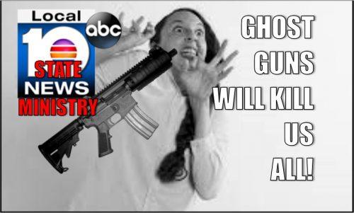 Chesbro on Security: Ghost Guns