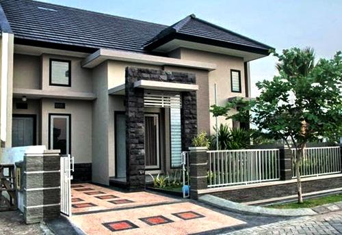 15 Desain Teras Depan Rumah Minimalis