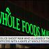 NYホールフーズでナイフを持った男を警官が撃ち、男は病院へ搬送