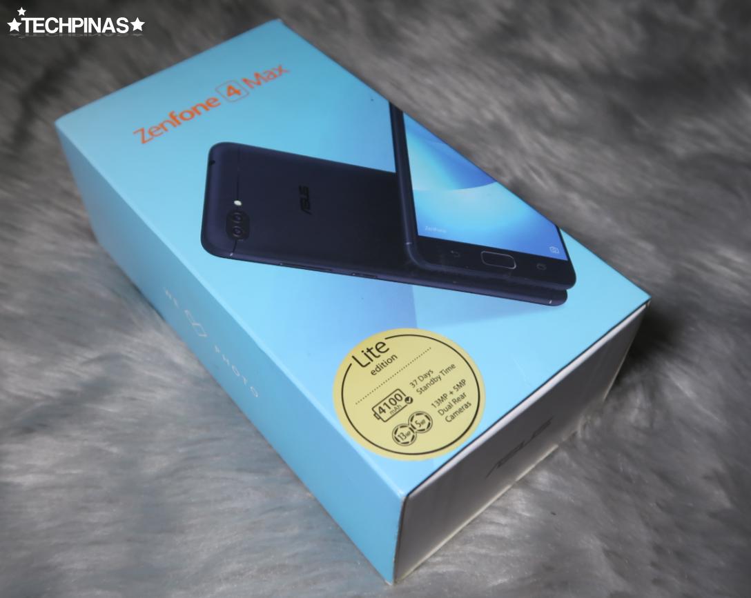 Asus ZenFone 4 Lite Unboxing