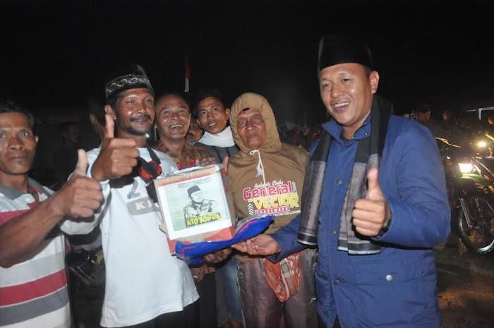 Program Ronda Terbukti Efektif Menekan Kriminalitas Di Lampung Tengah hingga 70 persen.