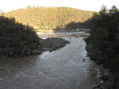 Cataract Gorge de Launceston, Tasmania