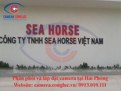 Công ty TNHH Sea Horse - Khu công nghiệp VSIP - Thủy Nguyên - Hải Phòng.