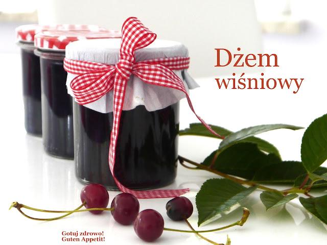 Dżem wiśniowy z ksylitolem - dla wszystkich - Czytaj więcej »