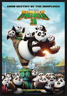Download Film Kungfu Panda 3 ( 2016 ) Bluray 720p