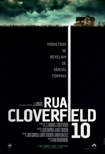 Rua Cloverfield, 10 BDRip Dual Áudio + Torrent 720 e 1080p